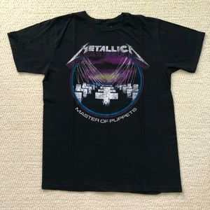 Retro Metallica Tee